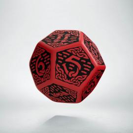 K12 Celtycka 3D Czerwono-czarna (1)