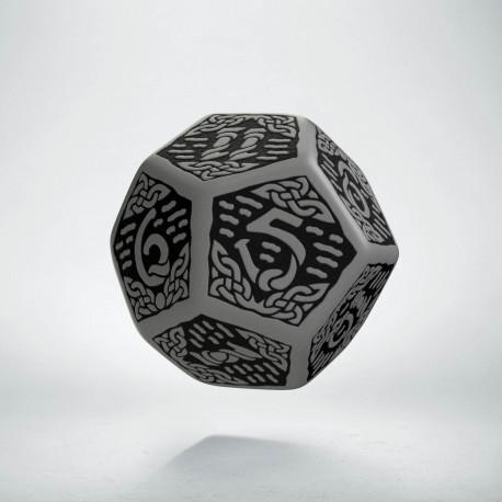 K12 Celtycka 3D Szaro-czarna