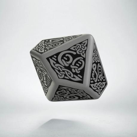 K100 Celtycka 3D Szaro-czarna