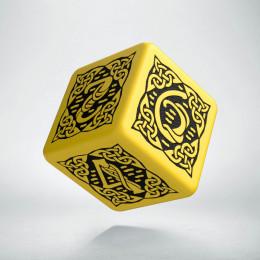 K6 Celtycka 3D Żółto-czarna (1)