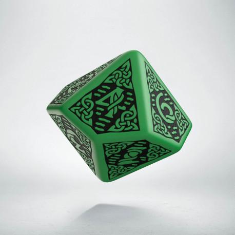 K10 Celtycka 3D Zielono-czarna