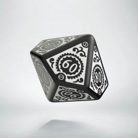 K100 Steampunk Clockwork Czarno-biała