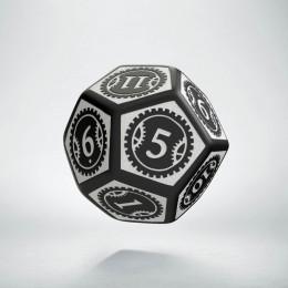 K12 Steampunk Clockwork Czarno-biała (1)