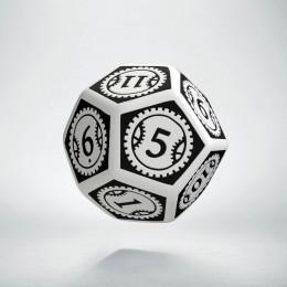 K12 Steampunk Clockwork Biało-czarna (1)