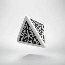 K4 Krasnoludzka Biało-czarna