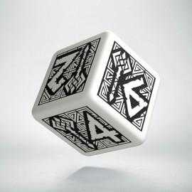 K6 Krasnoludzka Biało-czarna