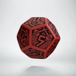 K12 Krasnoludzka Czerwono-czarna (1)