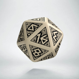 K20 Krasnoludzka Beżowo-czarna (1)