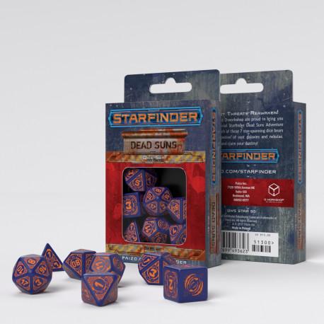 Starfinder Dead Suns Dice Set