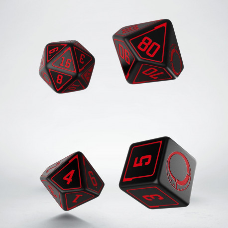 Cypher System Dice Set (4)