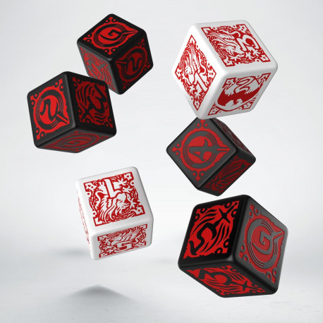 Dragon Age D6 Dice (6)