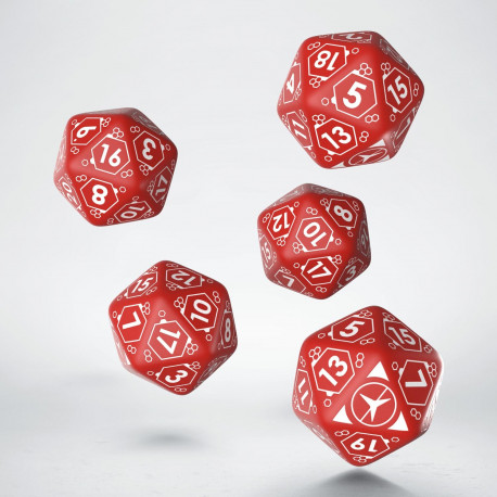 Infinity Nomads D20 Dice Set (5)