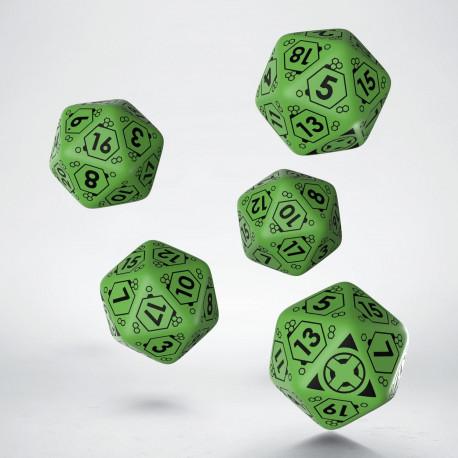 Infinity Ariadna D20 Dice Set (5)