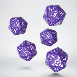 Infinity Combined Army D20 Dice Set (5)