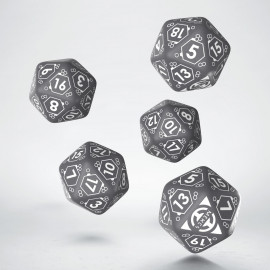 Infinity Mercenaries D20 Dice Set (5)