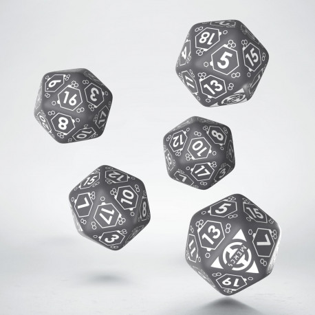 Kości K20 Infinity Mercenaries (5)