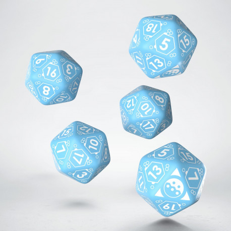 Infinity PanOceania D20 Dice Set (5)