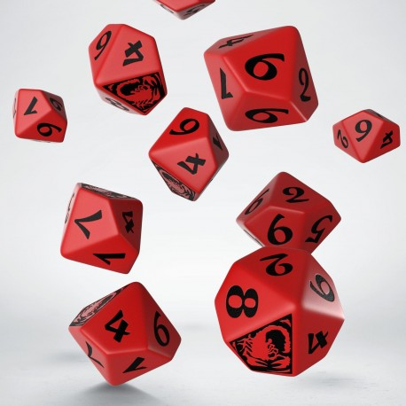 Legend of the Five Rings Scorpion Clan 10D10 Dice (10)