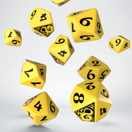 Legend of the Five Rings Dragon Clan 10D10 Dice (10)
