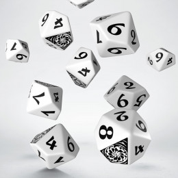 Legend of the Five Rings Imperial Families 10D10 Dice (10)