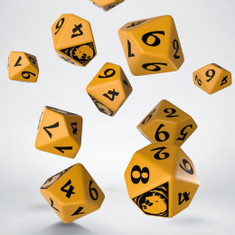 Legend of the Five Rings Lion Clan 10D10 Dice (10)