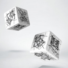 Pirate 2D6 Dice (2)