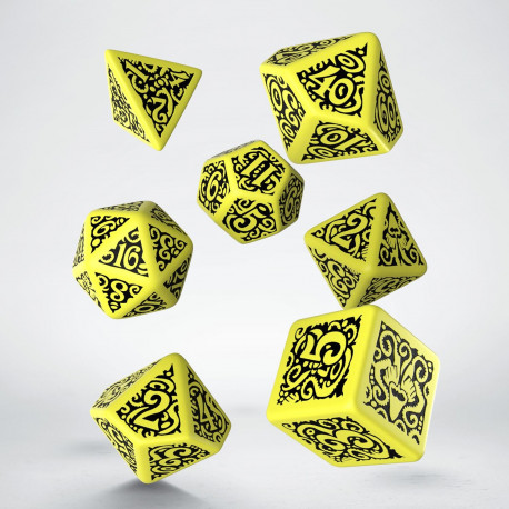 COC The Outer Gods Hastur Dice Set (7)
