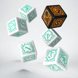 Warmachine Retribution of Scyrah Faction D6 Dice (6)