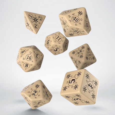 Pathfinder Rise of Runelords Dice Set (7)