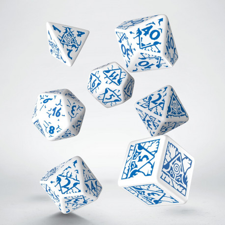Pathfinder Reign of Winter Dice Set (7)