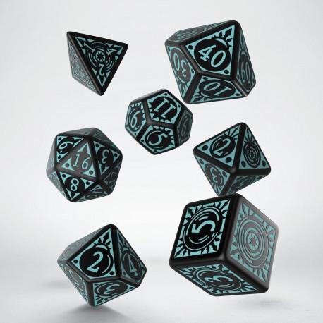 Kości RPG Pathfinder Iron Gods (7)
