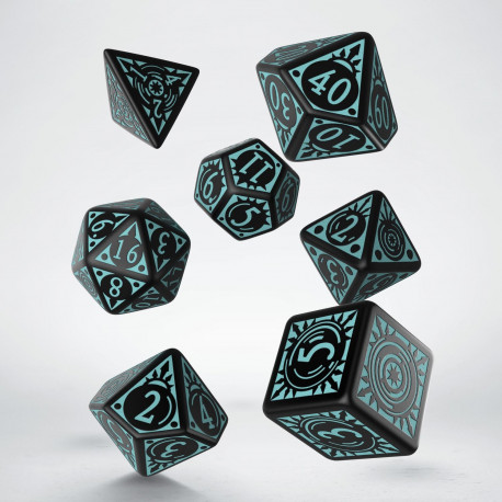 Pathfinder Iron Gods Dice Set (7)