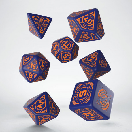 Kości RPG Starfinder Dead Suns (7)