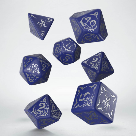 Pathfinder Second Darkness Dice Set (7)