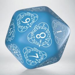 K20 Licznik Poziomów Niebiesko-biały (1)