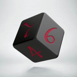 K6 Klasyczna Czarno-czerwona (1)