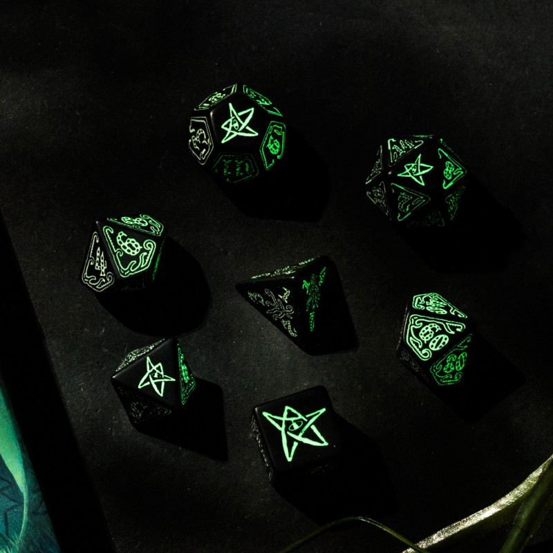 a place to call home box set call of cthulhu 7th edition black green dice set call of ... Call of Cthulhu Dice Black u0026 glow-in-the-dark Dice Set (