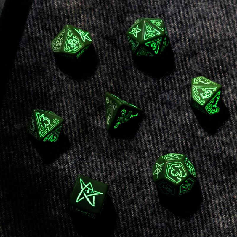 a place to call home box set call of cthulhu 7th edition black green dice set call of ... Call of Cthulhu Green u0026 glow-in-the-dark Dice Set (7