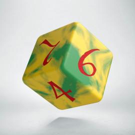 K6 Klasyczna Zielono-żółto-czerwona (1)