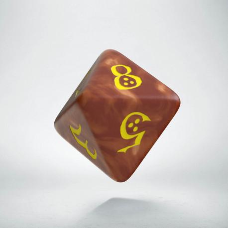 K8 Klasyczna Karmelowo-żółta (1)