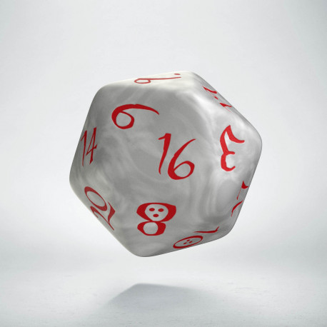 K20 Klasyczna Perłowo-czerwona (1)