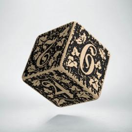 K6 Leśna Beżowo-czarna
