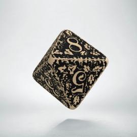K8 Leśna Beżowo-czarna