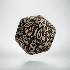 K20 Leśna Beżowo-czarna (1)
