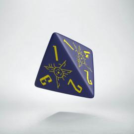 K4 Galaktyczna Granatowo - żółta (1)