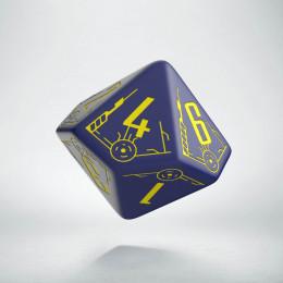 K10 Galaktyczna granatowo - żółta (1)
