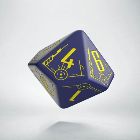 K10 Galaktyczne granatowo - żółte