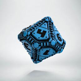 K10 Tech Dice Niebiesko-czarna