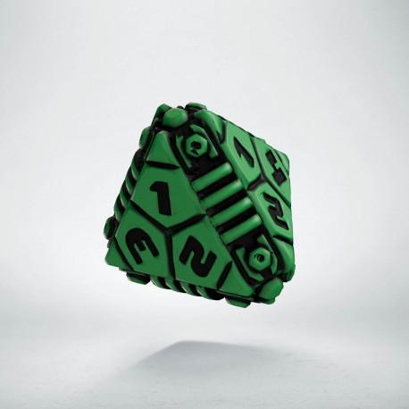 K4 Tech Zielono-czarna