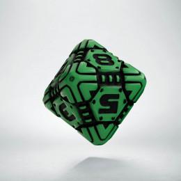 D8 Tech Green & black Die (1)